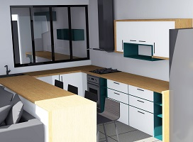 Decoration Interieure Cuisine Moderne